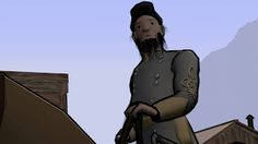 Digima Revolution: Ghost Dance Update - about 1/2 done animation (I'm...