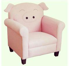 Piggy chair