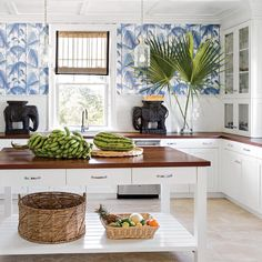 Peppered with personality, these coastal kitchens are cooking up serious style.