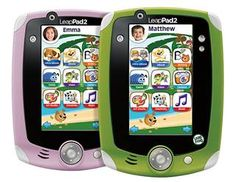 NBCNews.com: Tech gifts for little ones ages 3 to 6 - LeapPad2