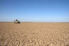 The romance of the white salt desert, the Little Rann of Kutch.