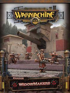 Warmachine Khador Widowmaker Unit Box $12.60