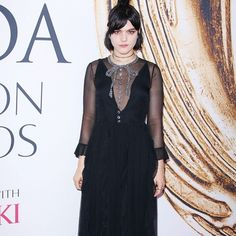 Beautiful Goth style By Soko
