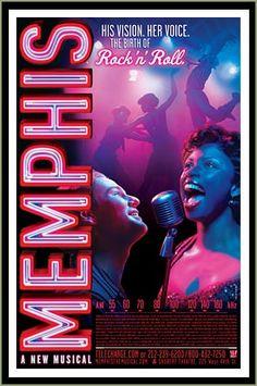 Memphis, Best Musical 2010