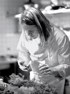 """Chef Magnus Nilsson says, """"I can get more good fresh produce here than I could any day in Paris."""""""