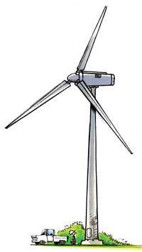 Les Débrouillards - L'énergie éolienne : une énergie dans le vent