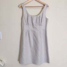 J Crew Dress Super flattering dress that is fully lined with pockets..worn once  J. Crew Dresses