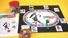 Game Design, Wolf, Games, Miniatures, Monopoly, Kids, Album, School, Board Games