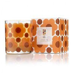 Orla Kiely Orange Rind Scented Candle