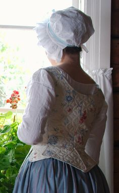 Vintage Fashion: Artifacts From Years Gone By - Popular Vintage 18th Century Dress, 18th Century Costume, 18th Century Clothing, 18th Century Fashion, Historical Costume, Historical Clothing, Vintage Outfits, Vintage Fashion, Period Outfit