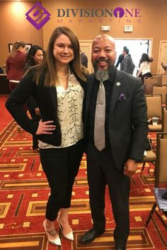 This weekend, Division One Marketing attended our Leadership Development Conference.  In front of hundreds of other sales professionals, our very own Ali was awarded with a leadership pin.  We learned about new strategies in our industry, training, and best practices from top performers.    Show some love for Ali in the comments below.