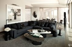 Alexander Wang's New York City Home by Ryan Korban \\ Architectural Digest