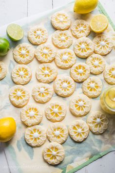 Espresso thumbprint cookie recipe