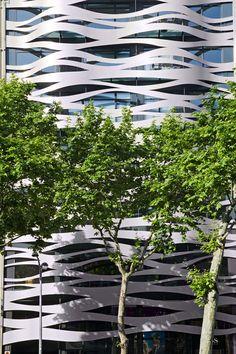 Suite Avenue, Barcelona, 2009 - TOYO ITO & ASSOCIATES ARCHITECTS