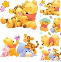 winnie the pooh winnie the pooh baby shower decorations Cute Winnie The Pooh, Winnie The Pooh Nursery, Winne The Pooh, Winnie The Pooh Birthday, Winnie The Pooh Quotes, Cute Disney Wallpaper, Cute Cartoon Wallpapers, Baby Cartoon Characters, Winnie The Pooh Pictures