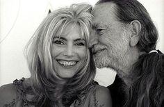Emmylou Harris & Willie Nelson