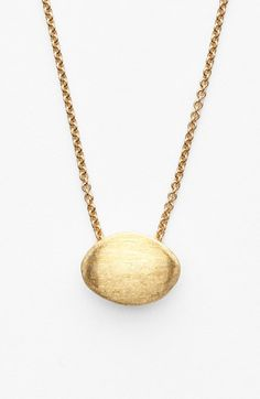 Marco Bicego 'Delicati' Pendant Necklace available at #Nordstrom