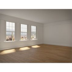 Empty Rooms – Homestyler.com ❤ liked on Polyvore featuring rooms, empty rooms, home, bedroom and empty