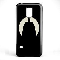 Batman Shadow TATUM-1514 Samsung Phonecase Cover Samsung Galaxy S3 Mini Galaxy S4 Mini Galaxy S5 Mini