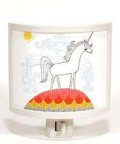 Unicorn Hill Night-Light