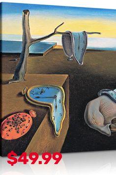 D7024 Salvador Dali Artwork 1940 Abstract Art Gigantic Print POSTER