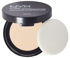 Our 10 Favorite Powder Foundations at Every Price Point - NYX Hydra Touch Powder Foundation from InStyle.com