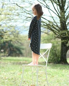 bySASH / TEPLÁKOVÉ ŠATY s dlhým rukávom, tmavo-šedé. Casual, Dresses, Fashion, Vestidos, Moda, Fashion Styles, Dress, Fashion Illustrations, Gown