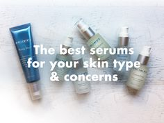 Dehydration. #Wrinkles. Oily skin. Sensitivity. #Acne. There are serums for practically every #skin concern- Are you using the right ones for your skin?