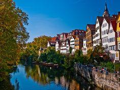 Tübingen, Germany.  nikosaragon: