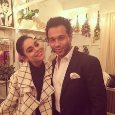 So happy to have @corbinbleu at @gigionbroadway