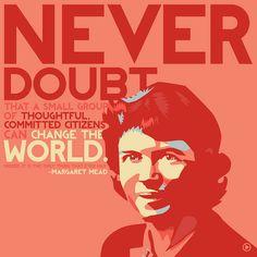 Margaret Mead by benjancewicz, via Flickr