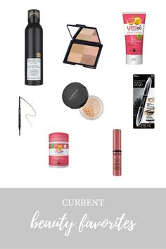Beauty favorites | beauty products | make up | beauty | favorite beauty products | favorite make up | budget friendly make up