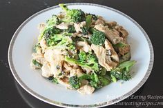 Clean Eating Recipe – Broccoli Chicken Stir Fry | Diet Meals and Easy Healthy Recipes that Help Me Lose Weight