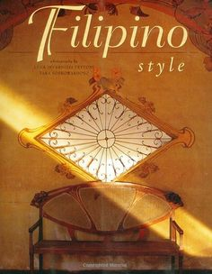 This book amazed me as I discovered why I was drawn into the eclectic world of Tropical Rattans, Art Deco, Spanish, and even Baroque.
