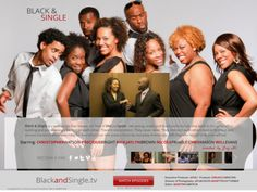 Black and Single Web Series   Wix Arena