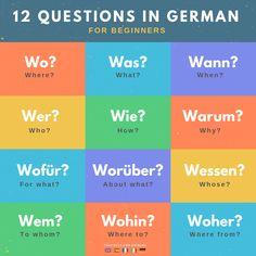 Study German, German English, Learn German, German Grammar, German Words, German Resources, Deutsch Language, Learning Languages Tips, Germany Language
