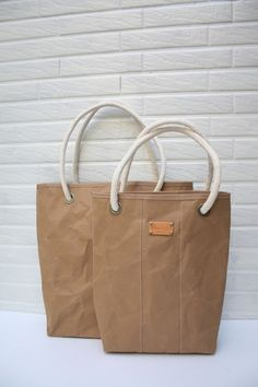 kraft paper fabric - Stampin Up packing paper and sweater trim!! @Helen Palmer Read