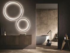 Buy online Polis By gibas, wall lamp / ceiling lamp, polis Collection Home Office Table, Led Wand, Farmhouse Lamps, Lampe Decoration, Poli, Nightstand Lamp, Bedroom Lamps, Luz Led, Lamp Design