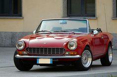 Risultati immagini per fiat 124 coupe tuned Fiat 124 Sport Spider, Fiat 124 Spider, Fiat 128, Fiat Abarth, Fiat Sport, Exotic Sports Cars, Top Cars, Small Cars, Retro Cars