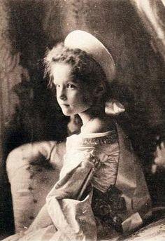 Maria's Royal Collection: Grand Duchess Tatiana Nikolaevna of Russia