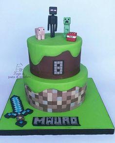 Minecraft by Mariana Frascella