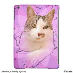 Carcasas, Cases iPad Air Case cat. Regalos, Gifts. #carcasas #cases