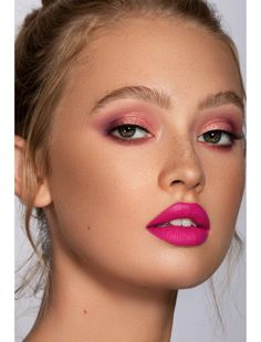 16 + Facts you need to learn about Nude lipsticks urgently, 16 + Facts you need to learn about Nude lipsticks urgently - 1 Nude lipstick makes your lips look fuller Particularly close to skin color and appropri. Hot Pink Lipsticks, Lipstick Dupes, Nude Lipstick, Pink Lips Makeup, Lip Makeup, Beauty Makeup, Beauty Dupes, Prom Makeup, Drugstore Makeup