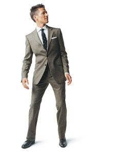 Building Your Business Wardrobe: GQ's Guide to the Perfect Suit: Style: GQ