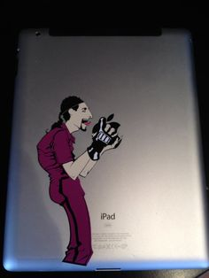 Let me tell you something pendajo!  Don't have an iPad, but I want one just for this reason.