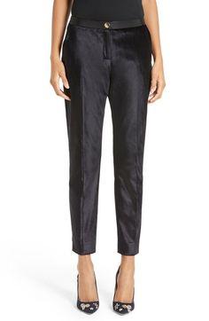 Ted Baker London Katciat Velvet Tuxedo Trousers available at #Nordstrom