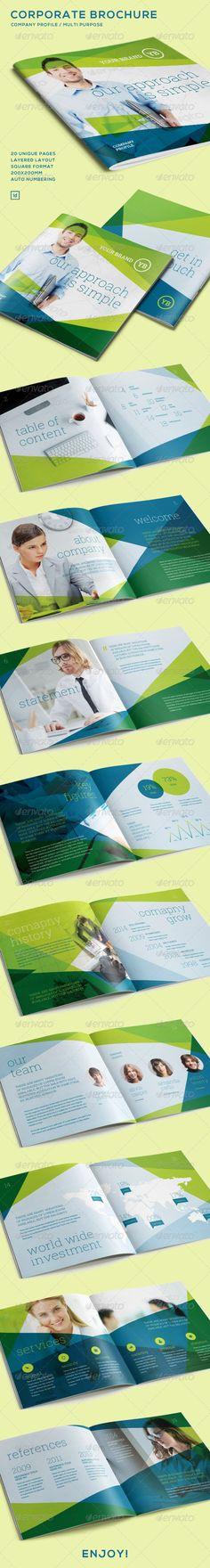 Corporate Brochure - Company Profile