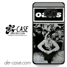 Oasis Black White Poster DEAL-8064 Samsung Phonecase Cover For Samsung Galaxy Note 7