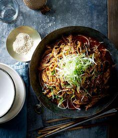 Bang bang chicken (Bang bang ji) - Gourmet Traveller