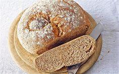Paul Hollywood: bake with wholemeal flour for a healthy January - Telegraph Spelt Bread, Wheat Bread Recipe, Pita Bread, Paul Hollywood Wholemeal Bread, Paul Hollywood Bread Recipe, Easy Bread Recipes, Sweet Recipes, Vegan Recipes, Wholemeal Flour Recipes
